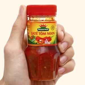 Sa tế tôm Thuận Phát hũ 85g