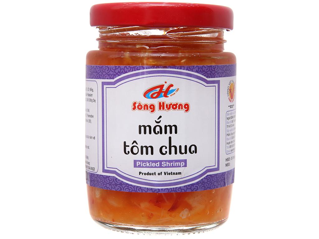 Mắm tôm chua Sông Hương hũ 200g 2