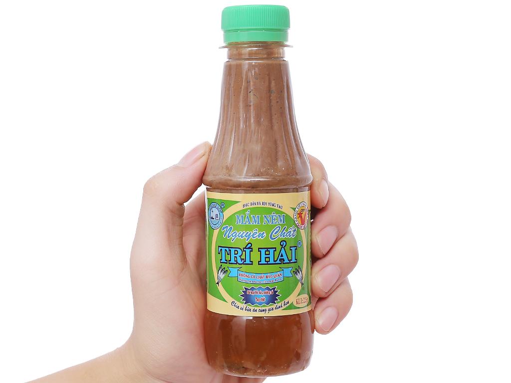 Mắm nêm nguyên chất Trí Hải chai 225g 3