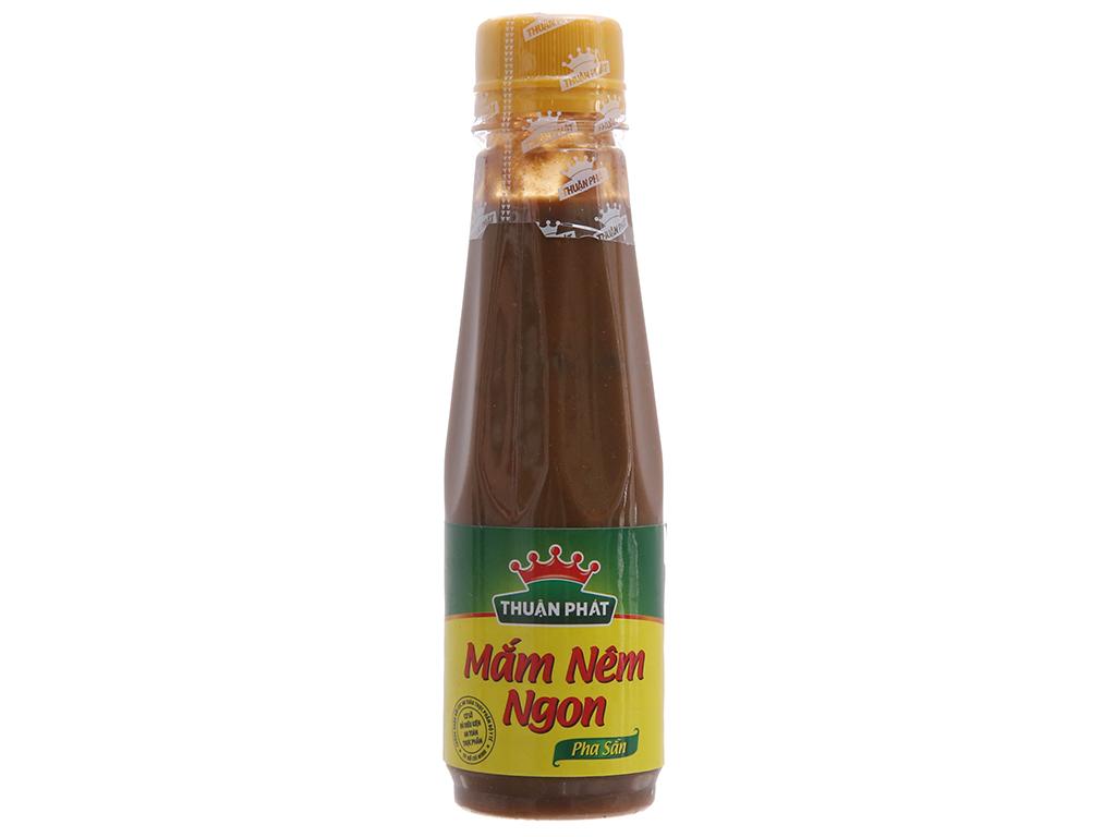 Mắm nêm pha sẵn Thuận Phát chai 150ml 2