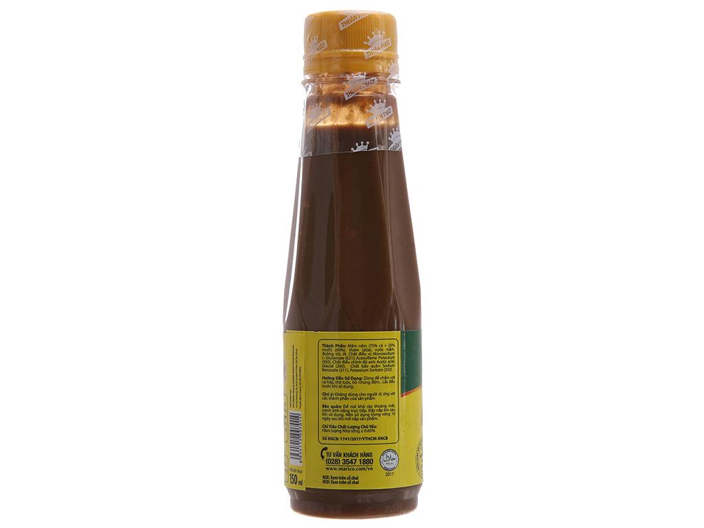 Mắm nêm pha sẵn Thuận Phát chai 150ml 3