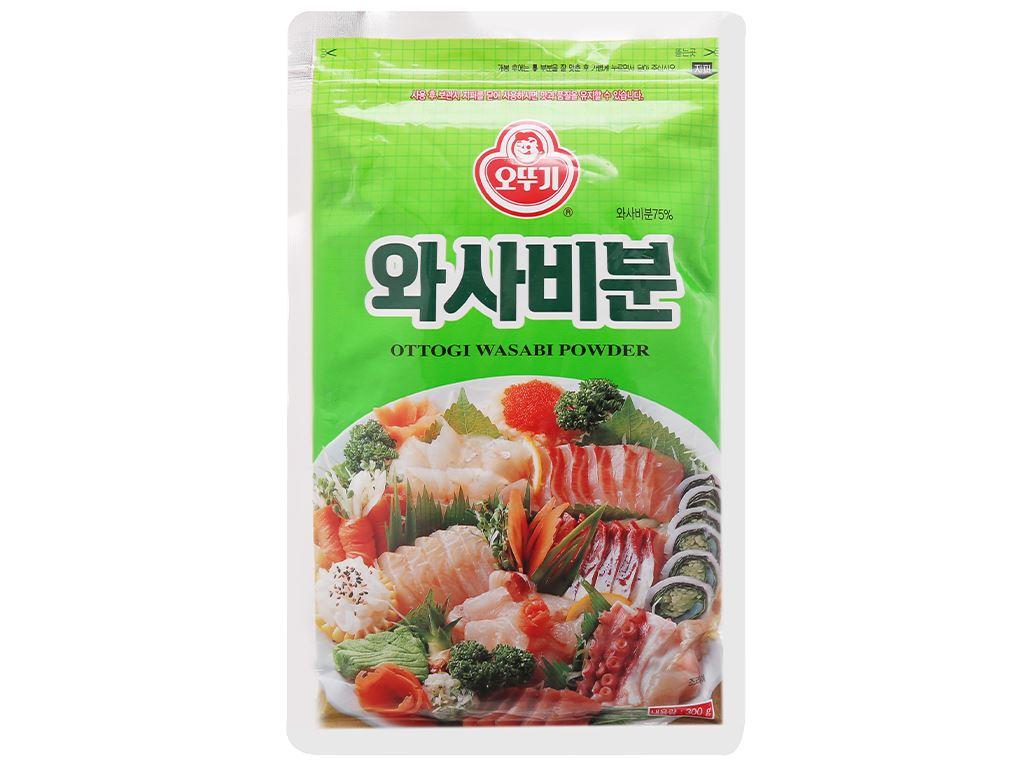 Bột wasabi Ottogi gói 300g 1
