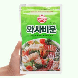 Bột wasabi Ottogi gói 300g