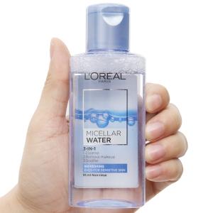 Nước tẩy trang L'Oréal mềm mịn da 95ml