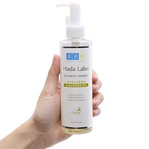 Nước tẩy trang Hada Labo sạch sâu, dưỡng ẩm 200ml