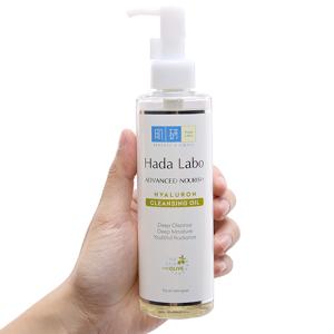 Dầu tẩy trang Hada Labo sạch sâu, dưỡng ẩm 200ml