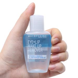 Nước tẩy trang Maybelline tẩy mắt, môi 40ml