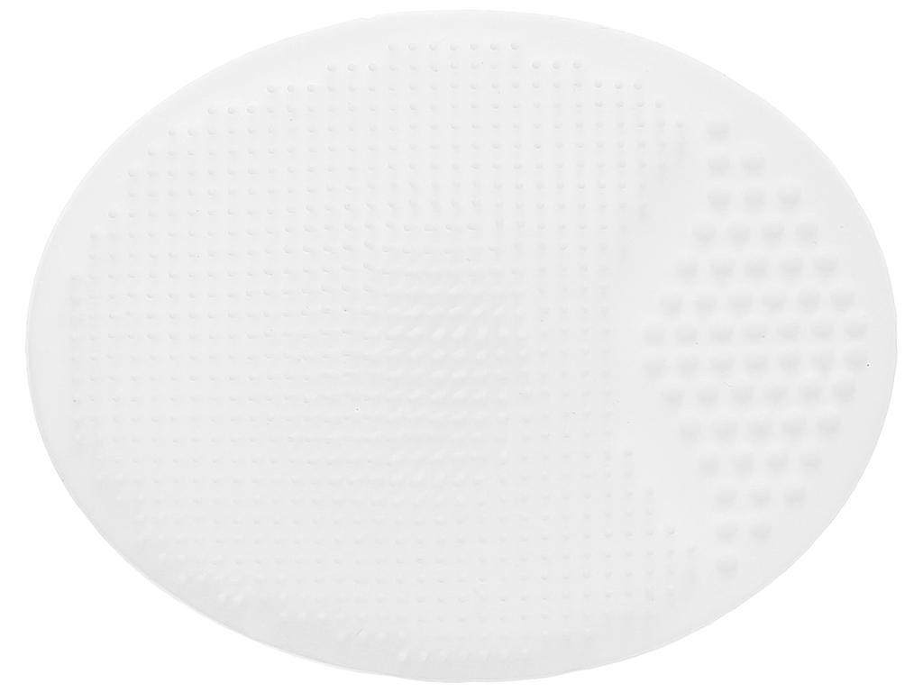Miếng silicon rửa mặt & mát xa Cotoneve 4