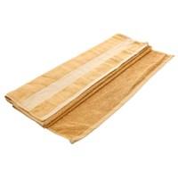 Khăn tắm cotton 60x120cm Mollis BM2L nâu