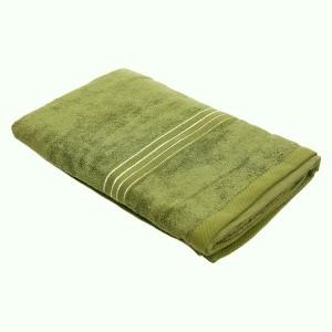 Khăn tắm vải sợi tre cỡ vừa Vina Towel 60 x 120cm (giao màu ngẫu nhiên)