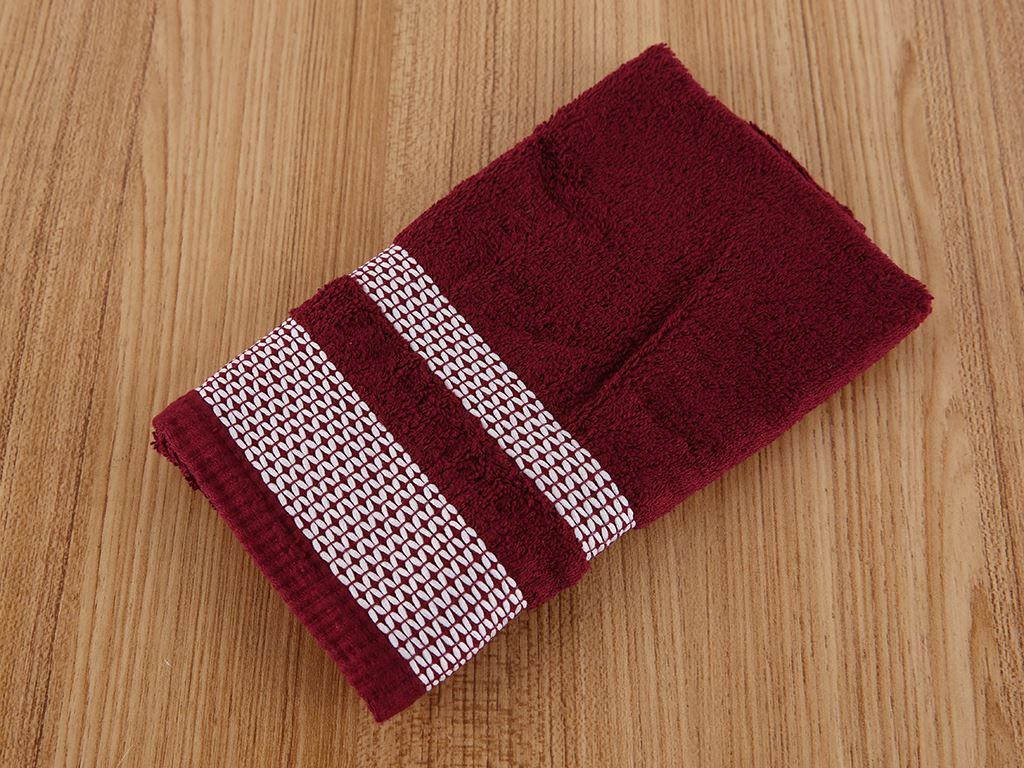 Khăn tay cotton Mollis HM1K 34cm x 50cm (giao màu ngẫu nhiên) 1