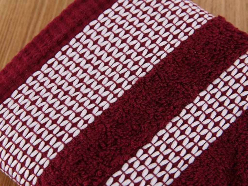 Khăn tay cotton Mollis HM1K 34cm x 50cm (giao màu ngẫu nhiên) 3