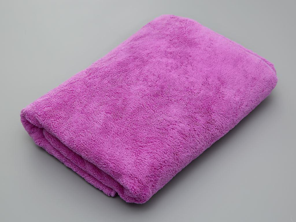 Khăn tắm siêu mềm Shine KL32 50cm x 100cm (giao màu ngẫu nhiên) 1
