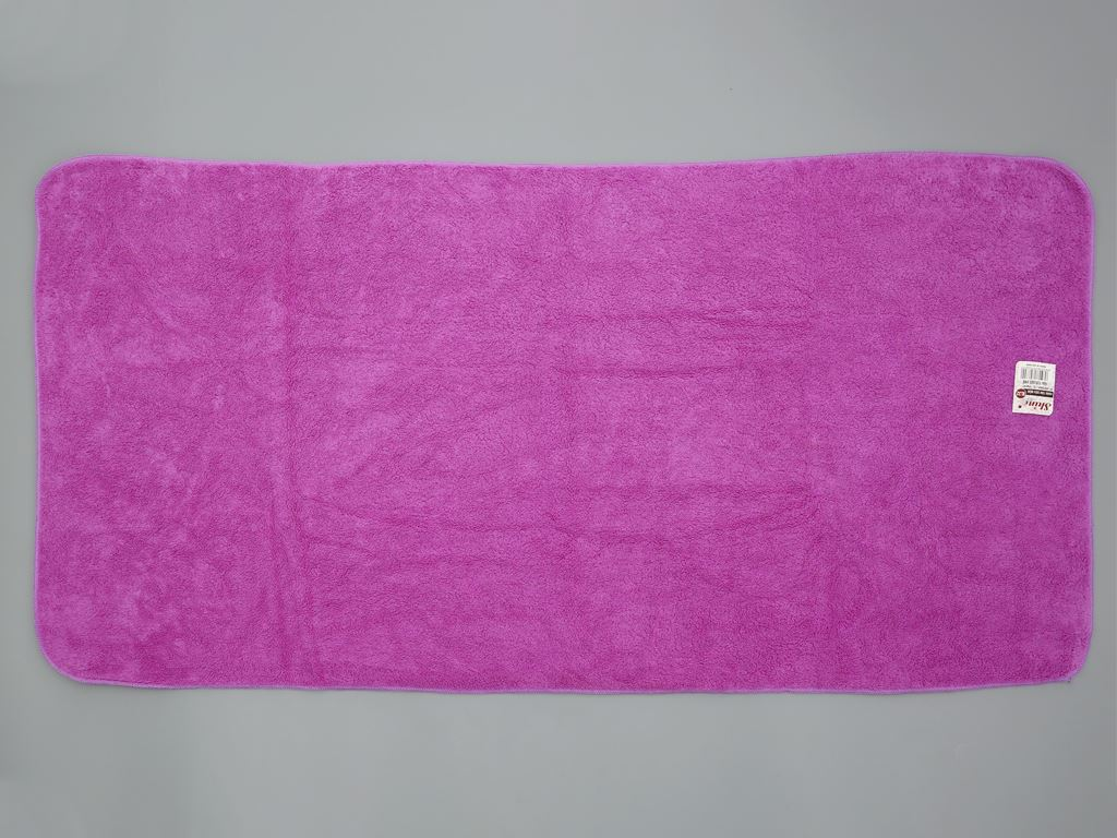 Khăn tắm siêu mềm Shine KL32 50cm x 100cm (giao màu ngẫu nhiên) 2