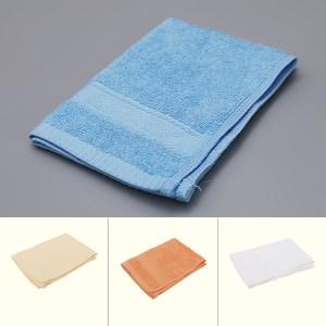 Khăn tay cotton Mollis HM50 30cm x 42cm (giao màu ngẫu nhiên)