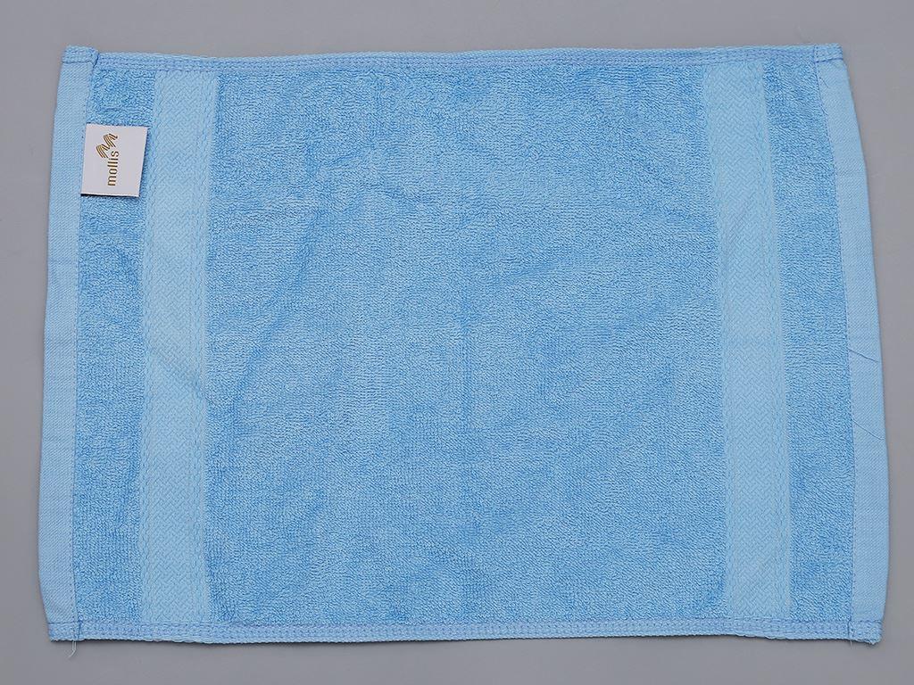 Khăn tay cotton Mollis HM50 30cm x 42cm (giao màu ngẫu nhiên) 7