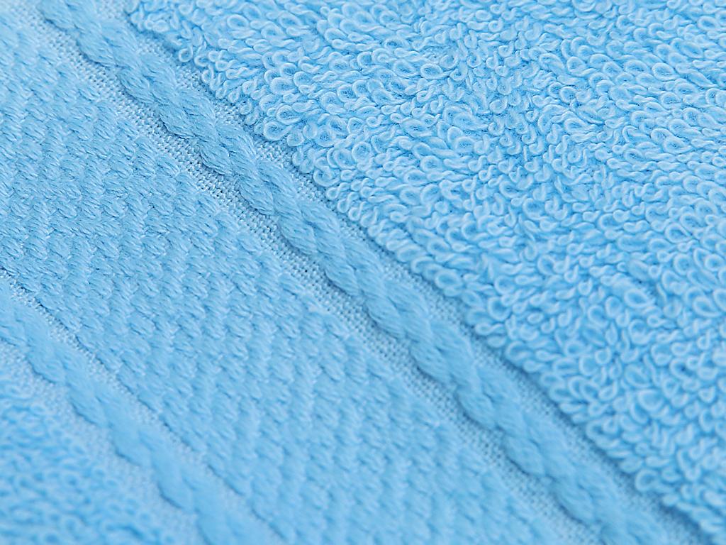 Khăn tay cotton Mollis HM50 30cm x 42cm (giao màu ngẫu nhiên) 2