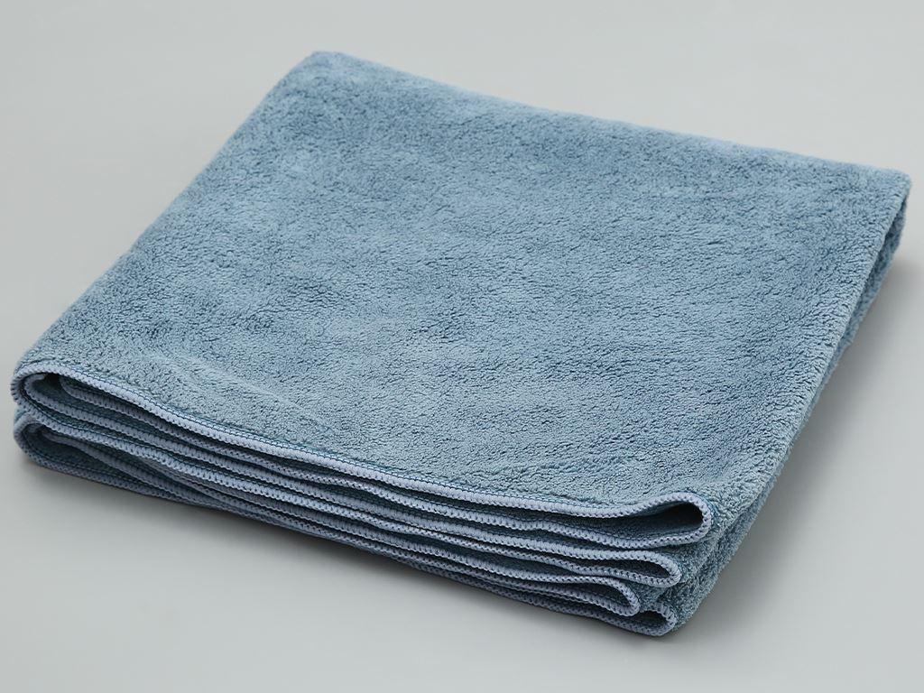 Khăn tắm siêu mềm Bách hoá XANH CET787 60cm x 120cm (giao màu ngẫu nhiên) 1
