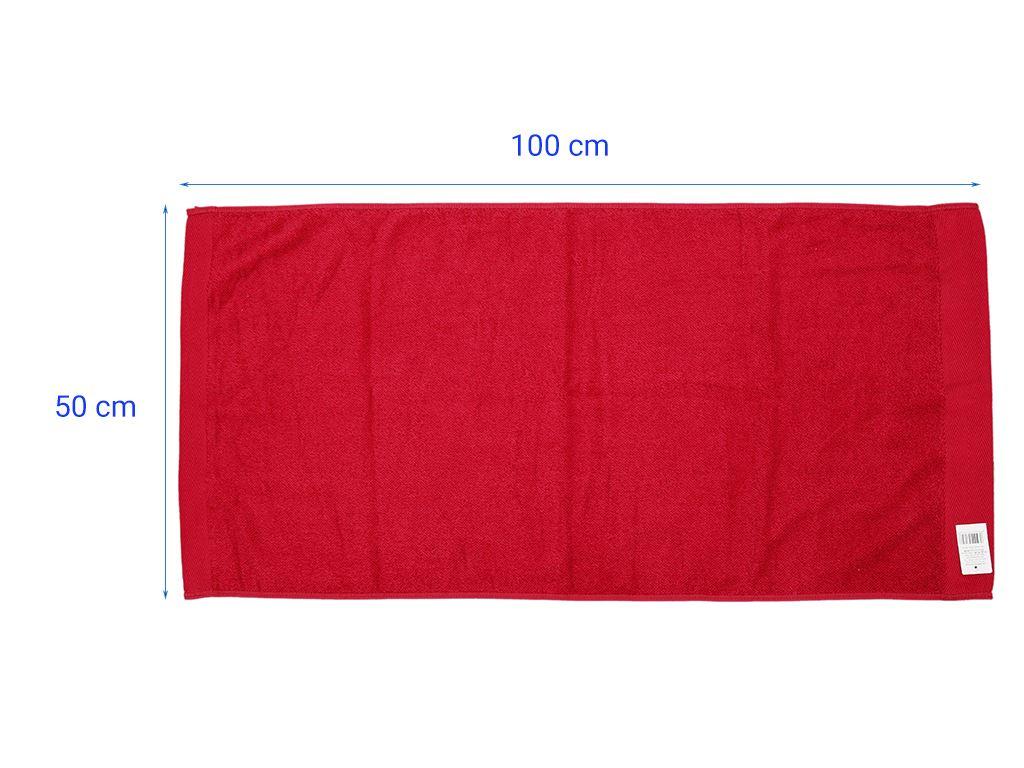 Khăn tắm cỡ nhỏ Phùng Vy Nam P170 50 x 100cm (giao màu ngẫu nhiên) 4
