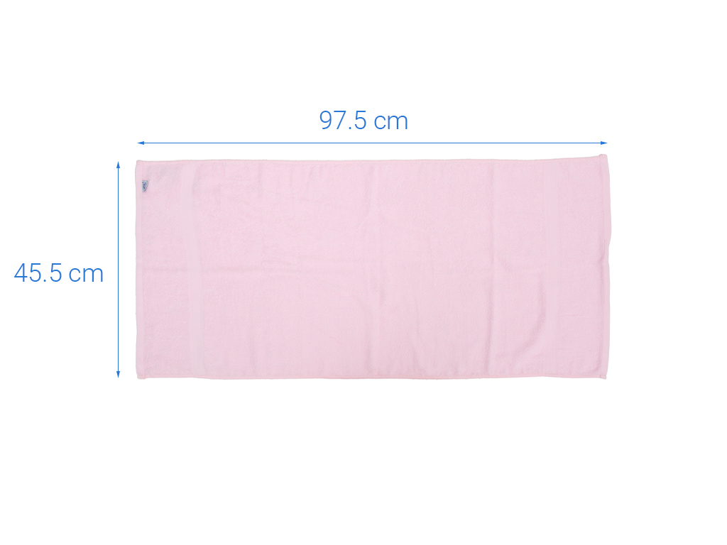 Khăn tắm cỡ nhỏ Phùng Vy Nam P091 44 x 95.5cm (giao màu ngẫu nhiên) 4