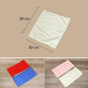 Khăn lau Microfiber 30*30cm BHX CEN3