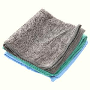 Bộ 3 khăn lau bếp đa năng microfiber Bách hoá XANH 30 x 30cm