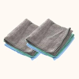 Combo 6 cái khăn lau bếp đa năng microfiber Bách hoá XANH 30 x 30cm