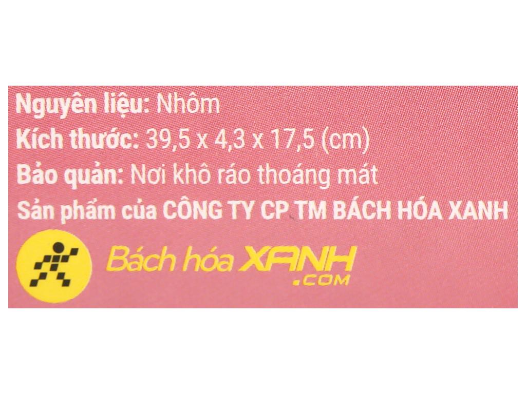 Bộ 10 móc nhôm Bách Hoá XANH VNS02 - 10 5