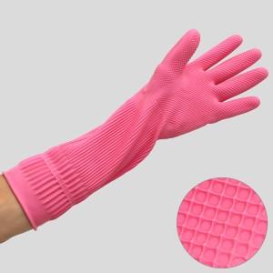 Găng tay cao su có móc treo 3M size L