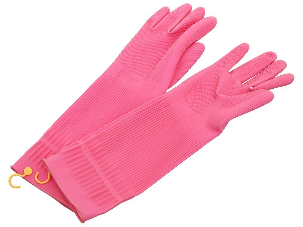 Găng tay cao su có móc treo 3M size L 3