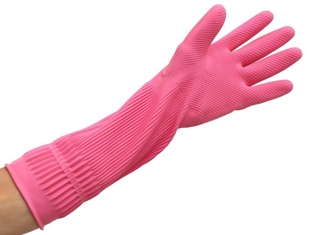 Găng tay cao su có móc treo 3M size L 4