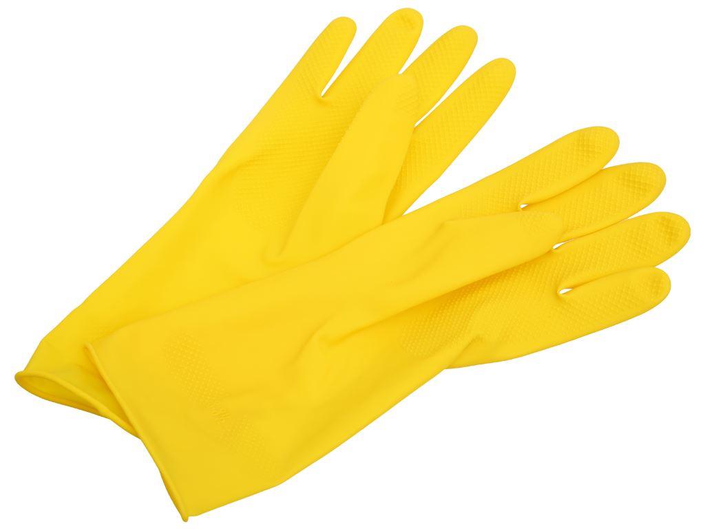 Găng tay cao su KinKit GTCS001 30cm 3
