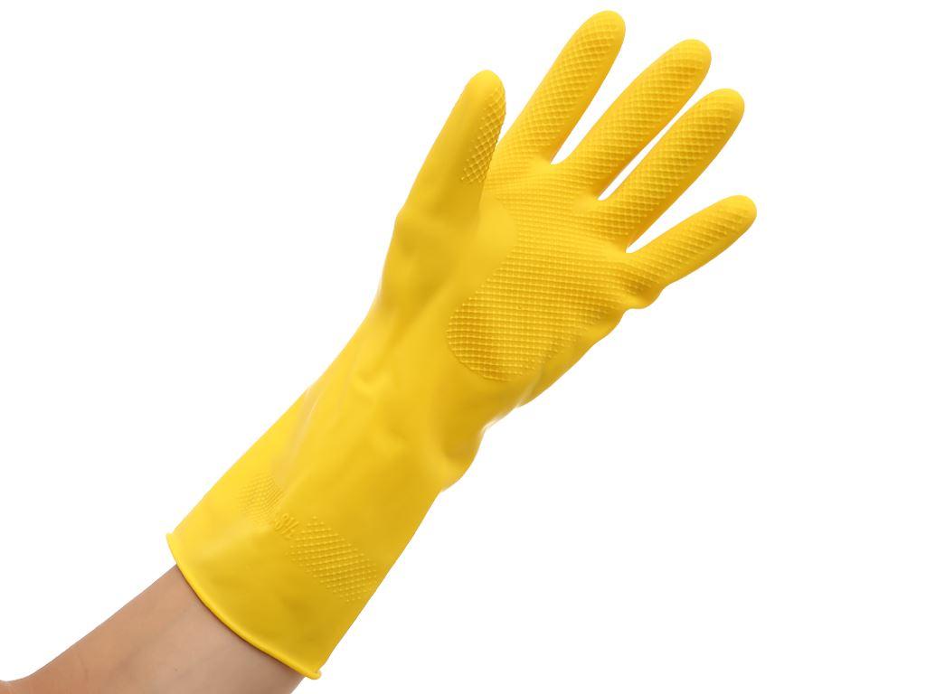 Găng tay cao su KinKit GTCS001 30cm 4