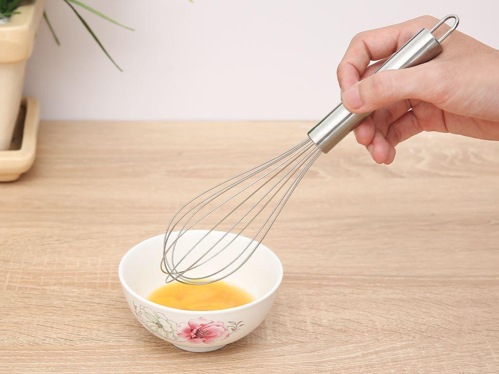 Cây đánh trứng inox Shika SK1729 5