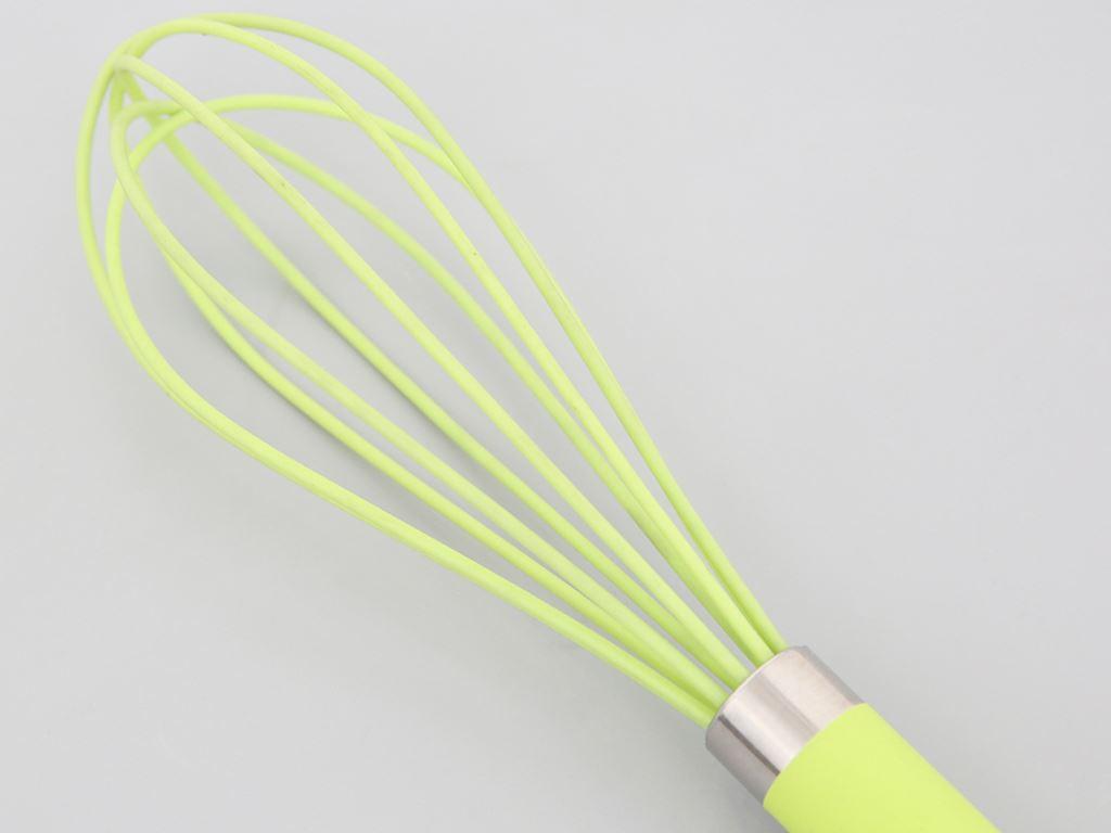 Cây đánh trứng Silicon 25cm Shika SK1705 3