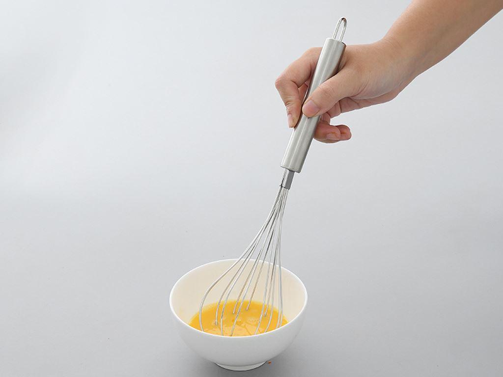 Cây đánh trứng inox ĐMX DT001 7