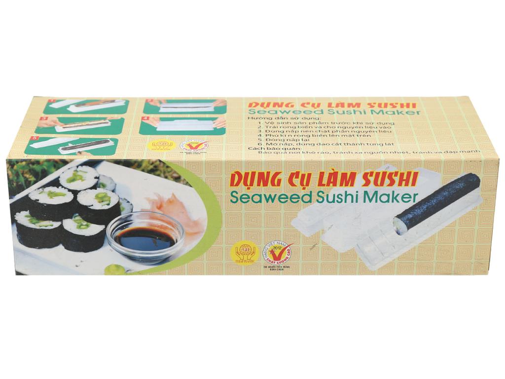 Khuôn làm sushi nhựa Tự Lập 1