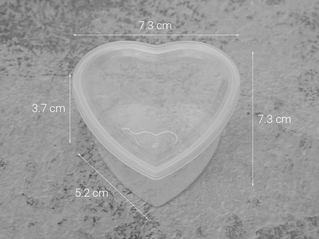 Khuôn bánh flan nhựa PP Hofaco HPB106 6