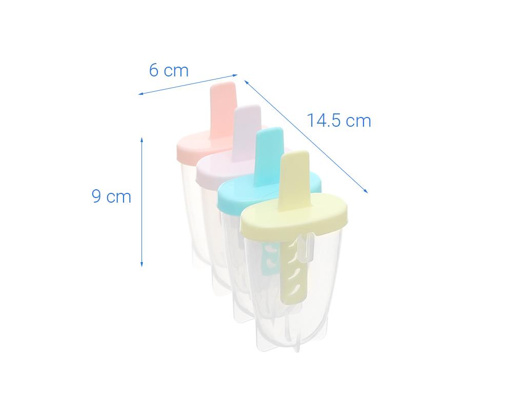 Khuôn làm kem nhựa Tự Lập 5