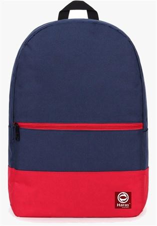 Balo thời trang HARAS HR183 màu Xanh đỏ