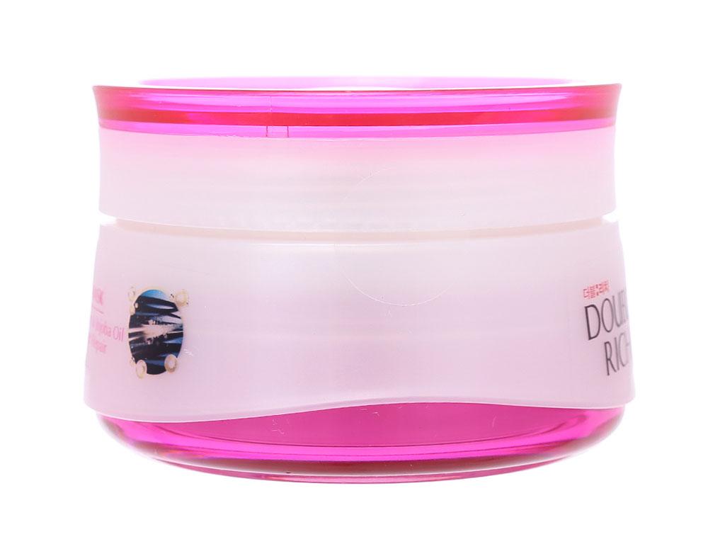 Kem ủ tóc Double Rich giảm hư tổn 150g 3