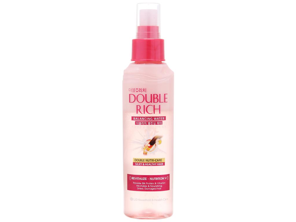 Xịt dưỡng tóc Double Rich chăm sóc tóc hư tổn 120ml 2