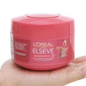 Kem ủ tóc L'Oreal suôn mượt 72h 200ml