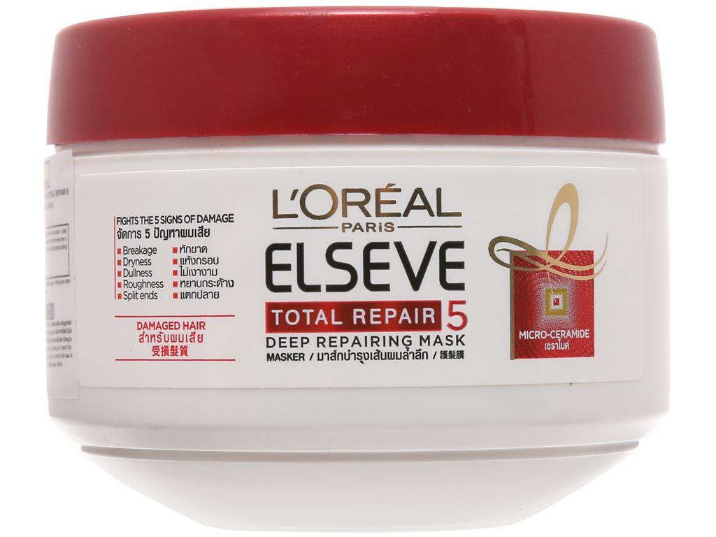 Kem ủ tóc L'Oréal phục hồi tóc hư tổn 200ml 2