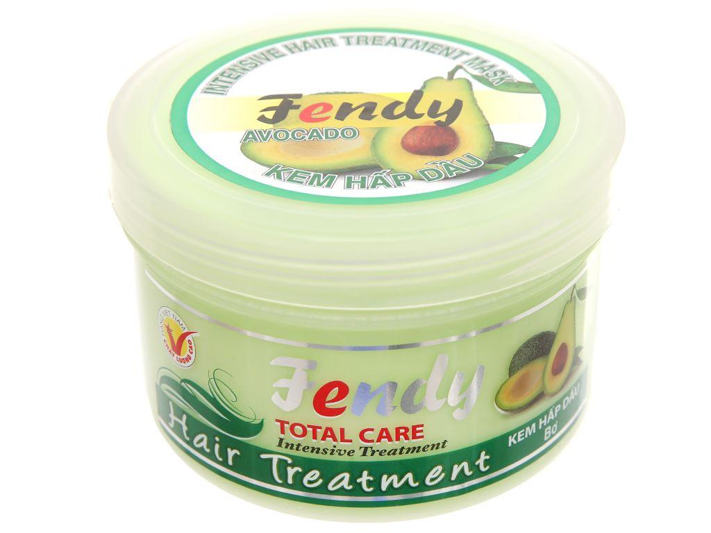 Kem hấp dầu Fendy Avocado phục hồi hư tổn 500g 1