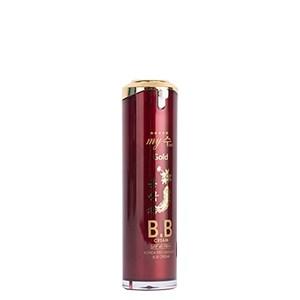 Kem lót nền dưỡng da sáng mịn My Gold BB Cream SPF45 PA++ hồng sâm đỏ 40ml