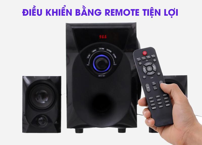 Loa Vi Tính Bluetooth Enkor E206