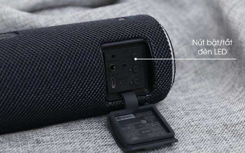 Nút bật/tắt đèn LED - Loa Bluetooth Sony SRS-XB21