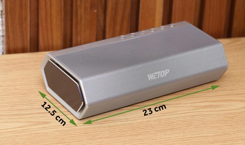 Loa Bluetooth Wetop H8008 - kiểu dáng
