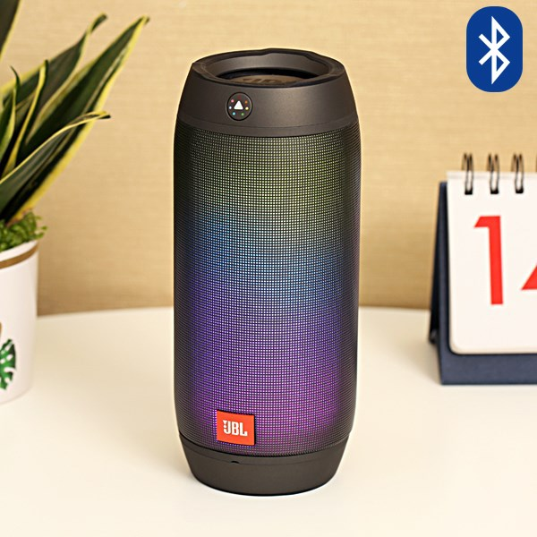 Loa Bluetooth JBL PULSE2BLKAS Đen